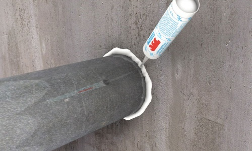 Fireproofing Sealant